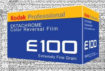 EKTACHROME 100 135/36 E100
