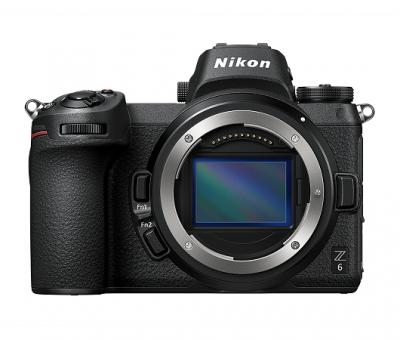 Z6 + Nikon FTZ Mount Adapter