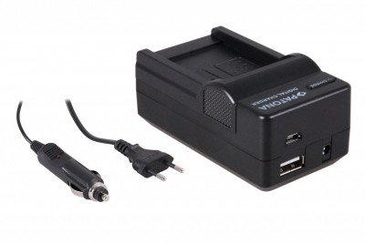 4IN1 CHARGER CANON IXUS 30,40,50,60,65,70,75 NB-4L NB4L