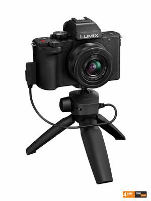 LUMIX G100 BLACK 12-32 + TRIPOD