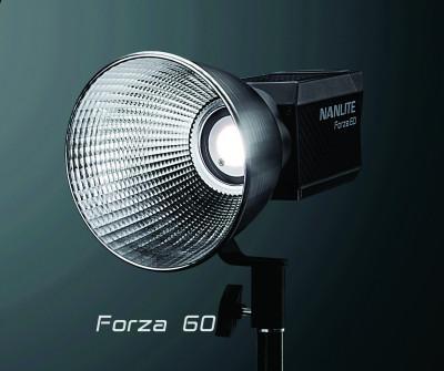 NANLITE LUCE A LED FORZA 60 - 60W