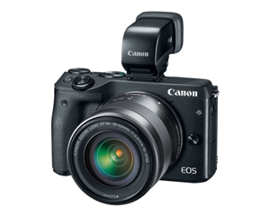 EOS M3 + EF-M 18-55mm VIEW FINDER KIT (Gift Card euro 50,00)