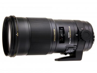 180mm f/2.8 EX DG APO OS HSM MACRO CANON