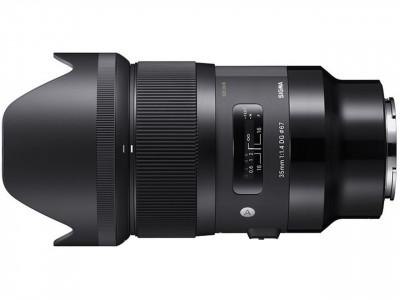 35mm f/1.4 (art) DG HSM SONY E-MOUNT
