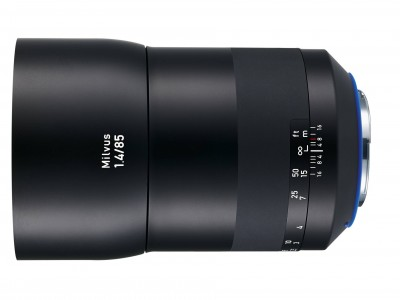 MILVUS 85mm f/1.4 FOR CANON