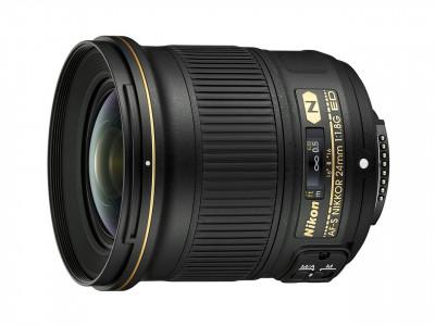 24mm f/1.8 G ED AF-S NIKKOR