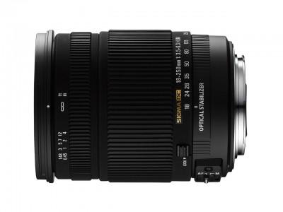 18-250mm f/3.5-6.3 - DC HSM MACRO PENTAX
