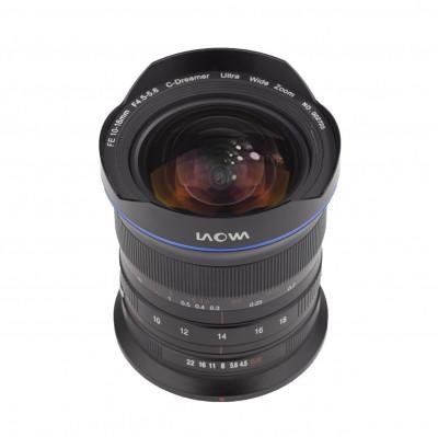 Venus Optics 10-18mm f/4.5 - 5.6 Nikon Z