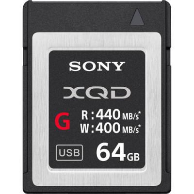 XQD SERIE G QDG 64GB 440MBS/400MBS