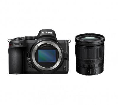 Z5 + Z 24-70mm f/4 S + SD 64GB 667x Pro