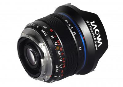 Venus Optics obiettivo 11mm f/4.5 RL FF rettilineare per Nikon Z