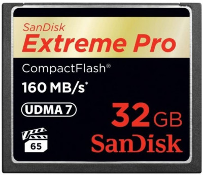 Compact Flash Extreme Pro 32GB