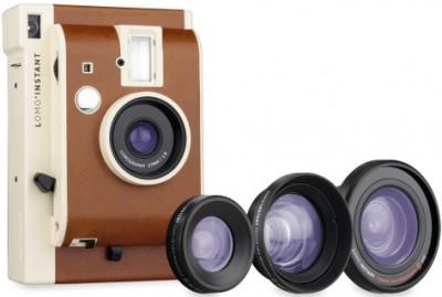 Lomo'Instant Mini San Remo + 3 Lenses