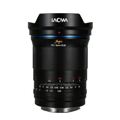 Venus Optics obiettivo Argus 35mm f/0.95 FF Canon RF