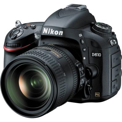 D610 + 24-85 VR + SD 8 GB Lexar Premium 300x