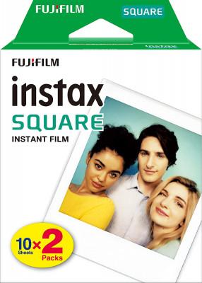 INSTAX FILM SQUARE TWIN 20 FOTO