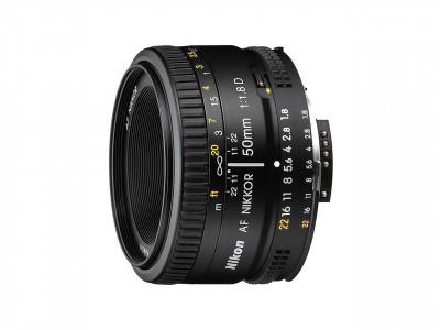 50mm f/1.8 D AF NIKKOR