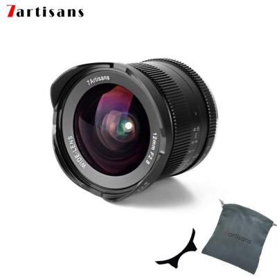 7ARTISANS 12mm f/2.8 x Sony E