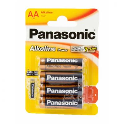 PANASONIC ALKALINE TORCIA X2