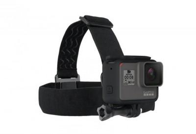 GoPro HEAD STRAP+ - Elastico testa, aggancio rapido