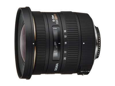 10-20mm f/3.5 EX DC HSM SIGMA