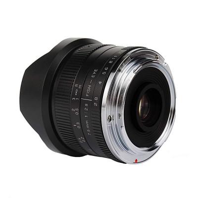 7ARTISANS 7,5mm f/2.8 x Fuji