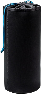 Soft Lens Pouch 12x5 in Black