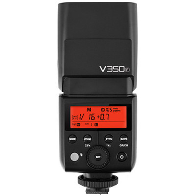 V350F Speedlite flash per Fujifilm