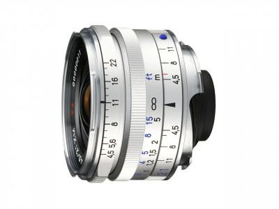 C Biogon T* 21mm f/4.5 ZM SILVER