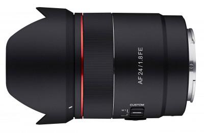 24mm AF F1.8 SONY FE