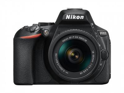 D5600 + AF-P 18-55 VR + SD 8GB Lexar Premium 300x