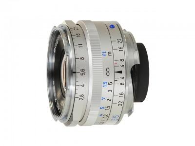 C Biogon T* 35mm f/2.8 ZM SILVER