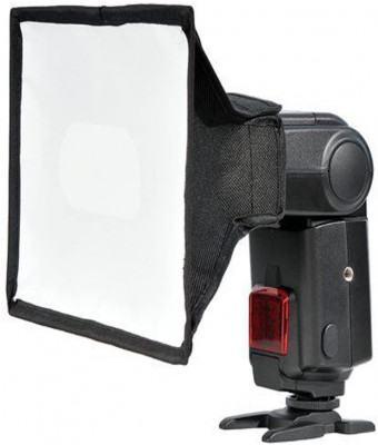 SOFTBOX PER FLASH 15X20 CM