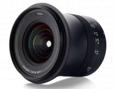 Milvus 18mm F/1.8 ZE Canon EF