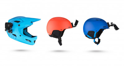 GoPro HELMET FRONT + SIDE MOUNT - Fissaggio frontale e laterale caschi