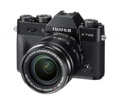 X-T20 BLACK Kit XF18-55mm F2.8-4 R LM OIS