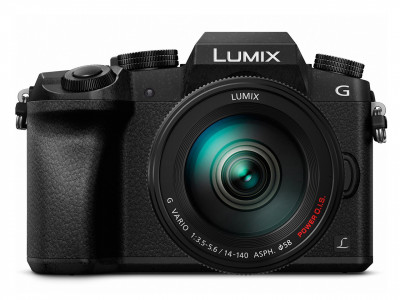 LUMIX G7 + 14-42 f/3.5-5.6 II