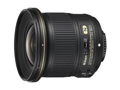 20mm f/1.8 G ED AF-S NIKKOR
