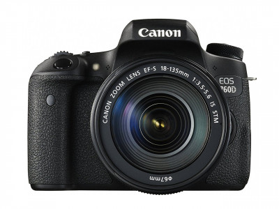 EOS 760D + 18-135 IS STM