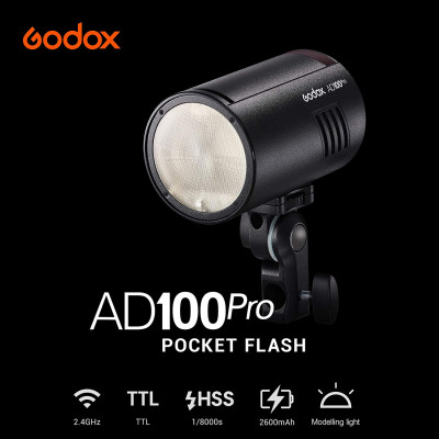 AD-100 PRO POCKET FLASH TTL