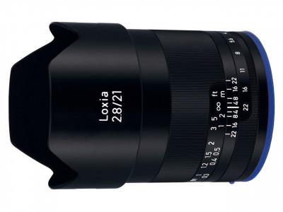 LOXIA 21mm f/2.8 Sony E-mount