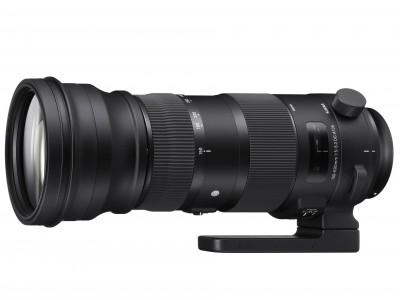 150-600mm f/5-6.3 (Sport) DG OS HSM AF CANON