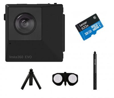 EVO KIT Selfie Stick +  MicroSD 633X 32GB