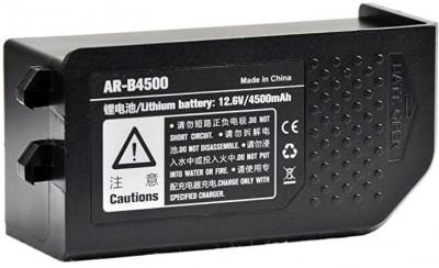 AR-B4500 BATTERIA RICARICABILE PER AR-400 FLASH ANULARE