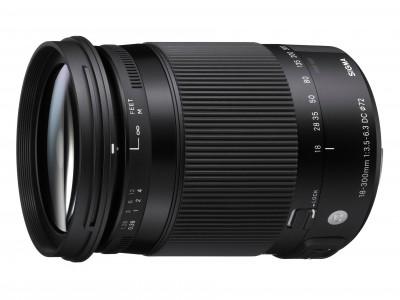 18-300mm f/3.5-6.3(C) DC MACRO OS HSM AF SIGMA