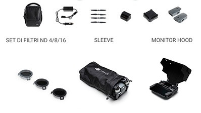 DJI MAVIC PRO FLY  MORE COMBO PROMO KIT 1