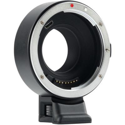 Adattatore AF obiettivi Canon EF/EF-S su Fuji X-MOUNT