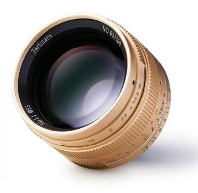 7ARTISANS 50mm f/1.1 x Leica M GOLD