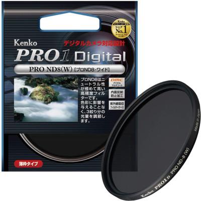 PRO1 D ND8 (W) 62mm