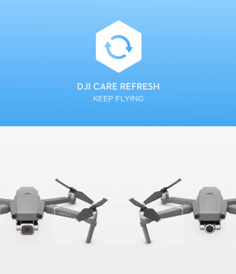 DJI CARE REFRESH MAVIC 2 CODE